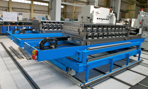 Straightening Machines