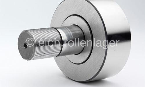 Roller bearing types